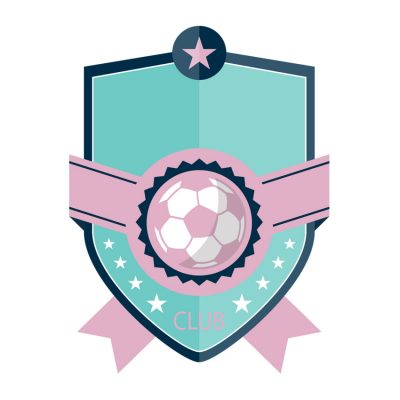 Mẫu logo đội đá banh, bóng đá thiết kế đẹp nhất (12)