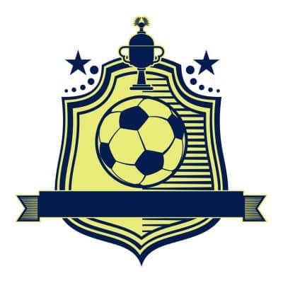 Mẫu logo đội đá banh, bóng đá thiết kế đẹp nhất (13)