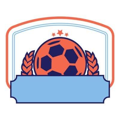 Mẫu logo đội đá banh, bóng đá thiết kế đẹp nhất (17)