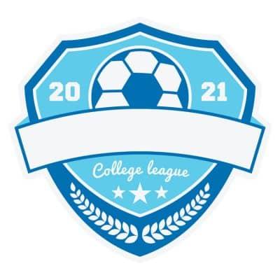 Mẫu logo đội đá banh, bóng đá thiết kế đẹp nhất (2)