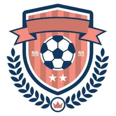 Mẫu logo đội đá banh, bóng đá thiết kế đẹp nhất (20)