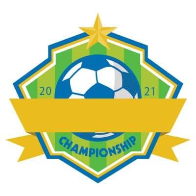 Mẫu logo đội đá banh, bóng đá thiết kế đẹp nhất (22)