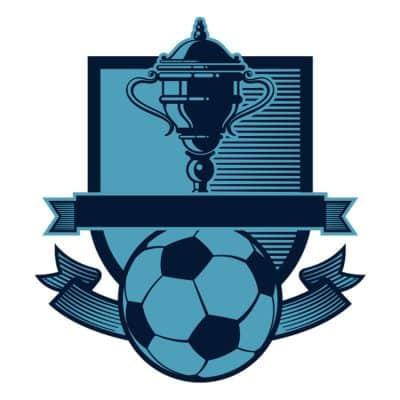 Mẫu logo đội đá banh, bóng đá thiết kế đẹp nhất (29)