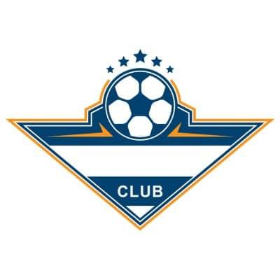 Mẫu logo đội đá banh, bóng đá thiết kế đẹp nhất (34)
