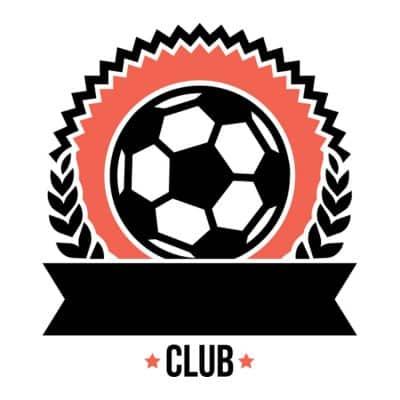 Mẫu logo đội đá banh, bóng đá thiết kế đẹp nhất (35)