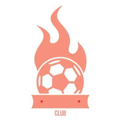 Mẫu logo đội đá banh, bóng đá thiết kế đẹp nhất (38)