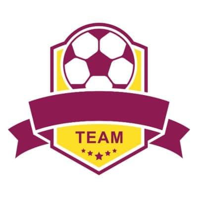 Mẫu logo đội đá banh, bóng đá thiết kế đẹp nhất (4)