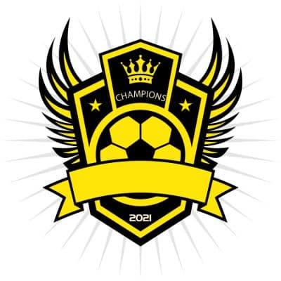 Mẫu logo đội đá banh, bóng đá thiết kế đẹp nhất (40)