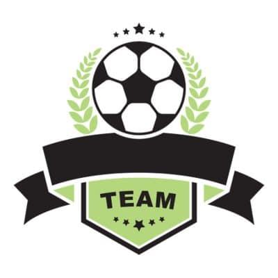 Mẫu logo đội đá banh, bóng đá thiết kế đẹp nhất (5)