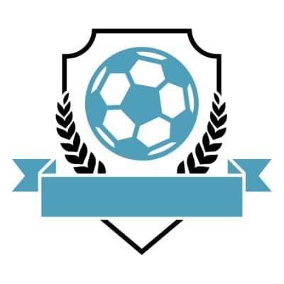 Mẫu logo đội đá banh, bóng đá thiết kế đẹp nhất (7)
