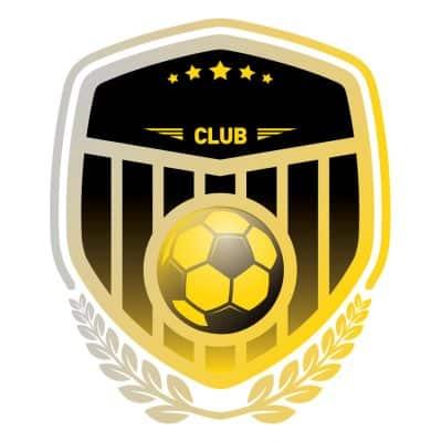Mẫu logo đội đá banh, bóng đá thiết kế đẹp nhất (8)