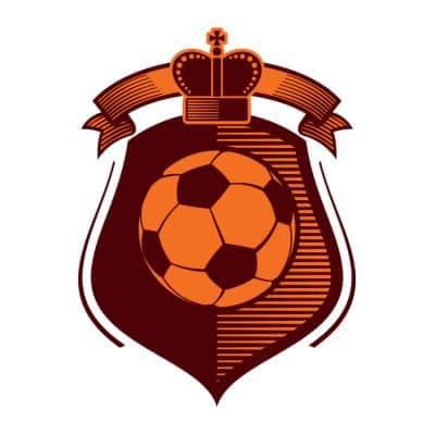 Mẫu logo đội đá banh, bóng đá thiết kế đẹp nhất (9)